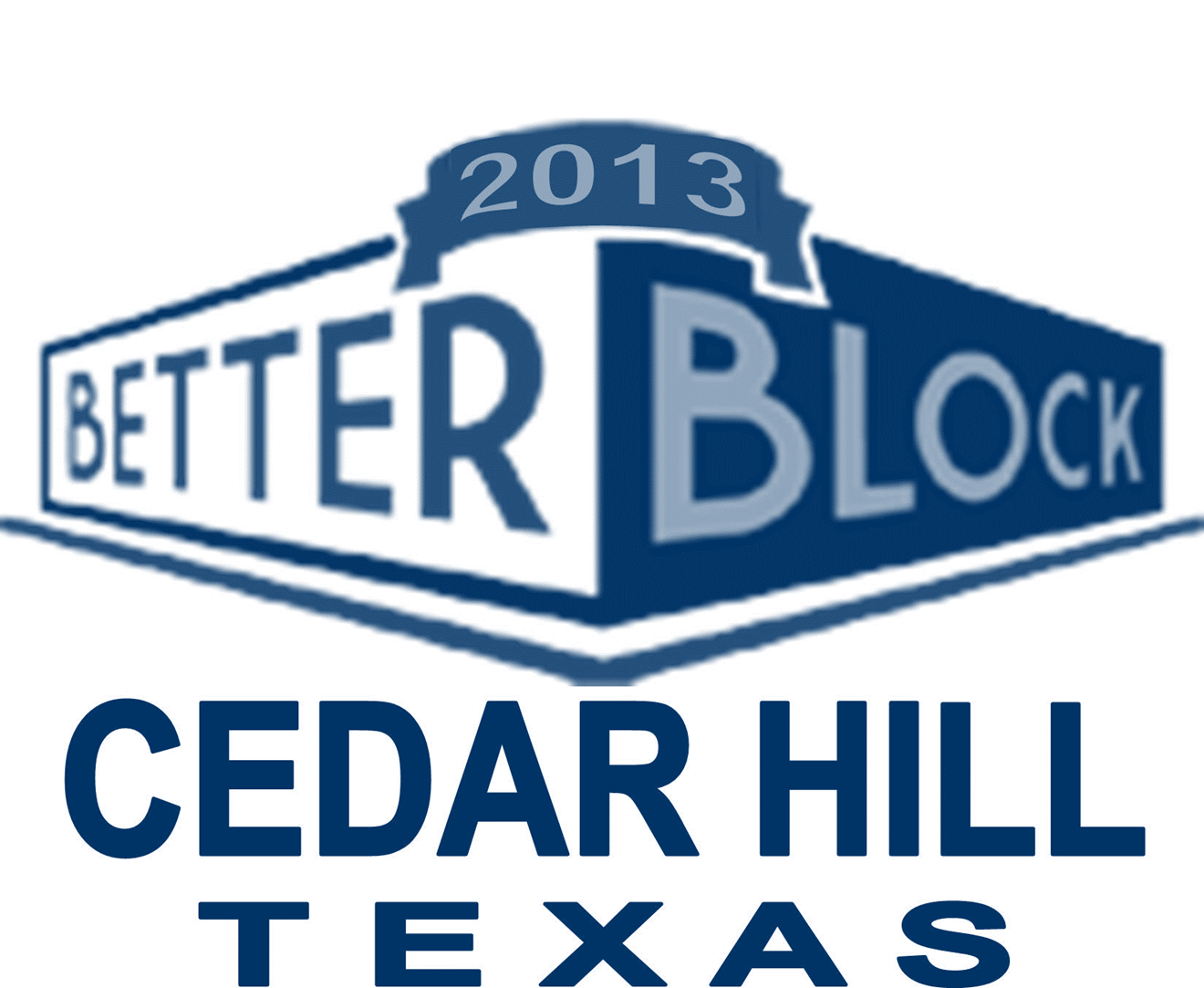 Better Block Cedar Hill logo